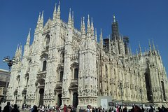 Milan, a city of art an history