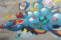Street art tour in Milan