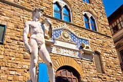 Florence Walking Tour & Uffizi Gallery with Priority Entrance