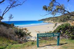 Fraser & Moreton Island 3-Day Scenic 4WD ECO Tour from Brisbane or Gold Coast