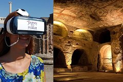 Underground Naples Tour & Pompeii Guided Tour with VR Headsets