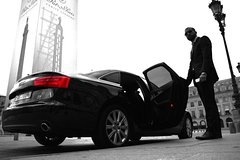 Imagen Paris Airport Transfers - Private Car