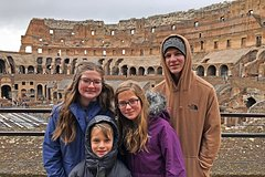 Skip-the-Line Private Colosseum & Roman Forum Tour with Kid-Friendly Ac