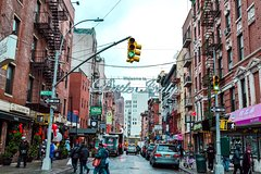 New York: Brooklyn Bridge, Chinatown and Little Italy Walking Tour