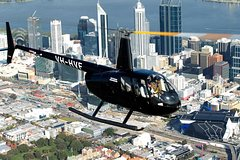 Imagen Perth City Helicopter Tour from Hillarys Boat Harbour