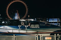 Imagen London Ghost Tour with Thames River Cruise