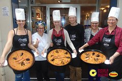 Imagen Valencia Seafood Paella Cooking Class and Market Visit