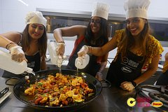 Imagen 3-hour Vegetarian Paella Cooking Class in Valencia