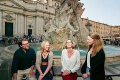 Expert-Led Private Rome City Orientation