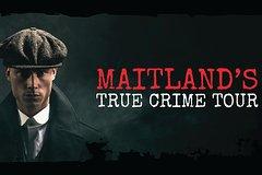 Imagen Maitland Dark Stories True Crime Tour