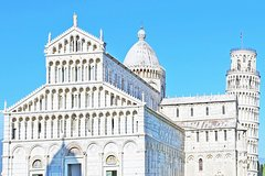 Full-day Private Tour of Florence & Pisa from Rome with Hotel Pickup