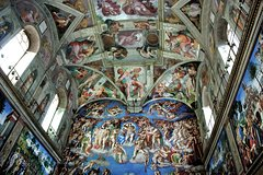 Alone in the Sistine Chapel: Exclusive Vatican Tour (Group Max. 14 or Private)
