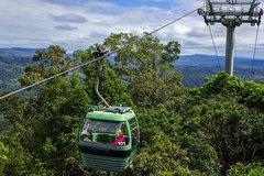 Ultimate Kuranda Tour: Skyrail, Scenic Railway, Koala Gardens, Cruise and Lunch