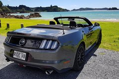 Imagen Half-Day Bay of Islands Private Mustang V8 Tour