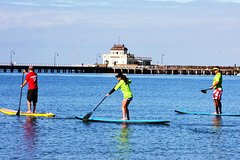 Imagen Private Stand-Up Paddle Board Lesson at St Kilda