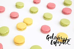 Imagen French Macaron Bakery Class at Galeries Lafayette