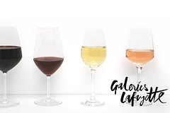 Imagen  French wine tour at Galeries Lafayette