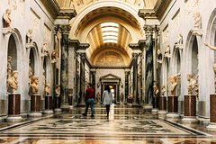 Private Early Bird Vatican and St Peters Basilica Tour: Hotel Pick-up Drop-