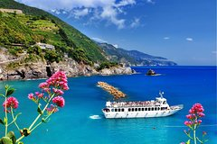 Cinque Terre Tour by Minivan and Ferry-Boat Shore excursion from Livorno