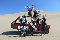 Imagen Huacachina Sand Buggy and Sand Boarding Experience