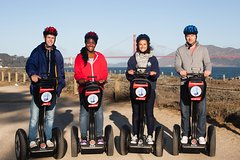 San Francisco Combo: Alcatraz and Two Hour Segway Tour
