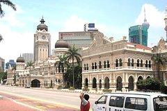 Half Day Tour  Kuala Lumpur City Tour including The River of Life