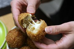 Syracuse: Traditional Sicilian Arancini Cooking Class
