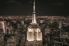 Viator Exclusive: Empire State Building Experience - Express Admission & STATE Grill and Bar Dinner