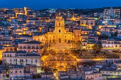 Private Transfer: Syracuse to Agrigento with sightseeing options