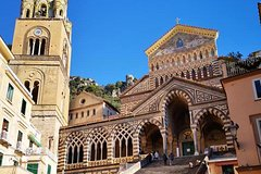 Shore Excursion: Private Amalfi Coast Full Day Tour from the Naples Port