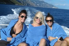 Luxury Positano and Capri private boat tour