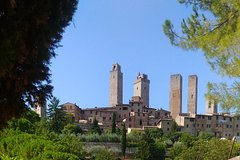 San Gimignano, dream of Middle Ages