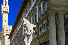 Private tour: Florence sightseeing afternoon tour with Uffizi Gallery