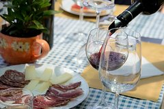 The Taste of Chianti:a Wine and Gourmet Private Tour with a truffle-based l