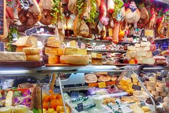 Tasty Florence Food Tour & Sightseeing around San Lorenzo Farmers Marke