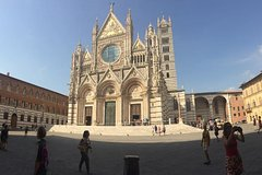 Open Voucher Combo: Highlights Of Siena & Local Street Food Walking Tour
