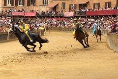 Palio Tour Of Siena