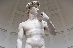 Skip-The-Line Vip Accademia Gallery 1 Hour Tour Including Michelangelo's David