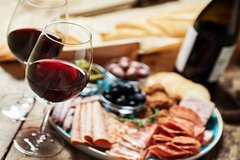 Florence Highlights Through Food Walking Tour With Wine And Accademia