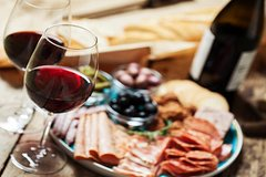 Florence Highlights Through Food Walking Tour With Wine And uffizi Gallery