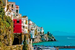Pompeii And Amalfi Coast Cruise With Limoncello Tasting