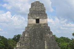 Tikal Mayan Ruin