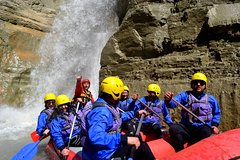 Rafting in the Osumi Canyons
