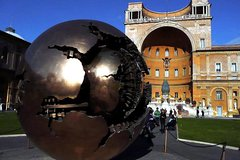 Gran Tour of Rome with Vatican Museums