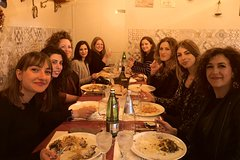 Dinner Experience in the Jewish Roman Ghetto with Local People