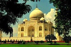 Agra Full-day Tour With Taj Mahal, Agra Fort and Baby Taj