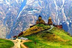 Daily Tour to Amazing Mountainous Region of Kazbegi
