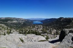 Donner Lake and Summit - Truckee Airport