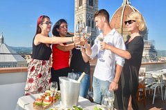 History of Florence Walking Tour including Aperitivo