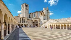 Excursion to Assisi and Orvieto from Rome